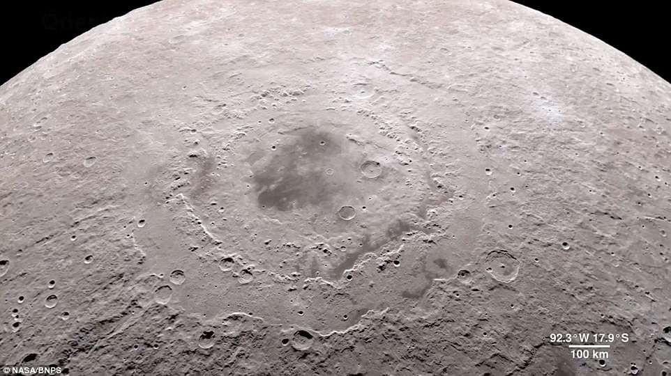 Εικόνες του Φεγγαριού όπως του Apollo 13 σε 4K