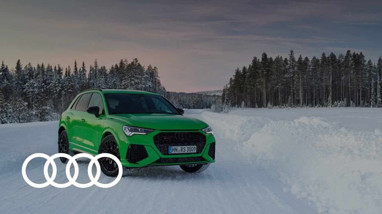 2020 Audi RS Q3 + RS Q3 Sportback