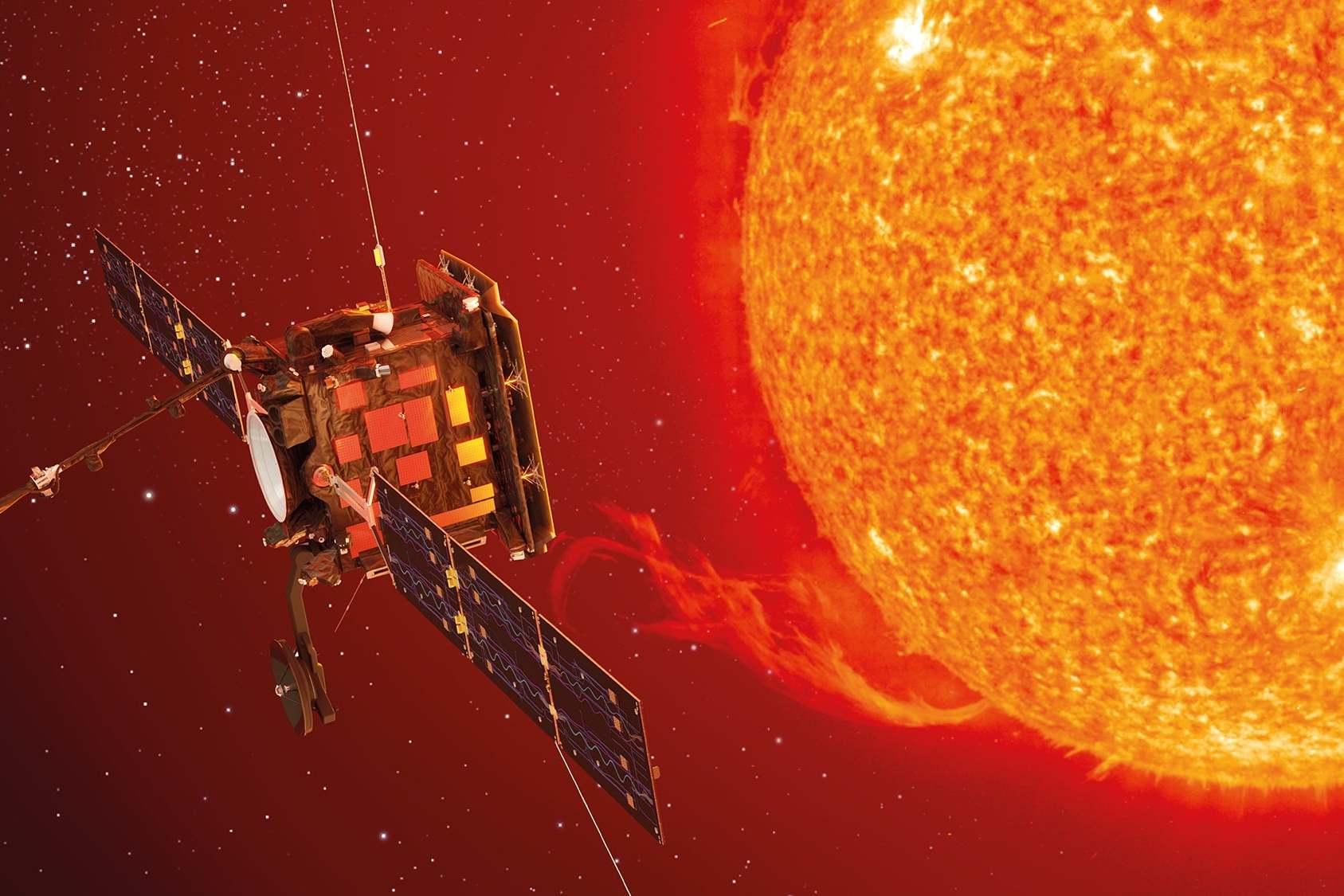 Mission Solar Orbiter