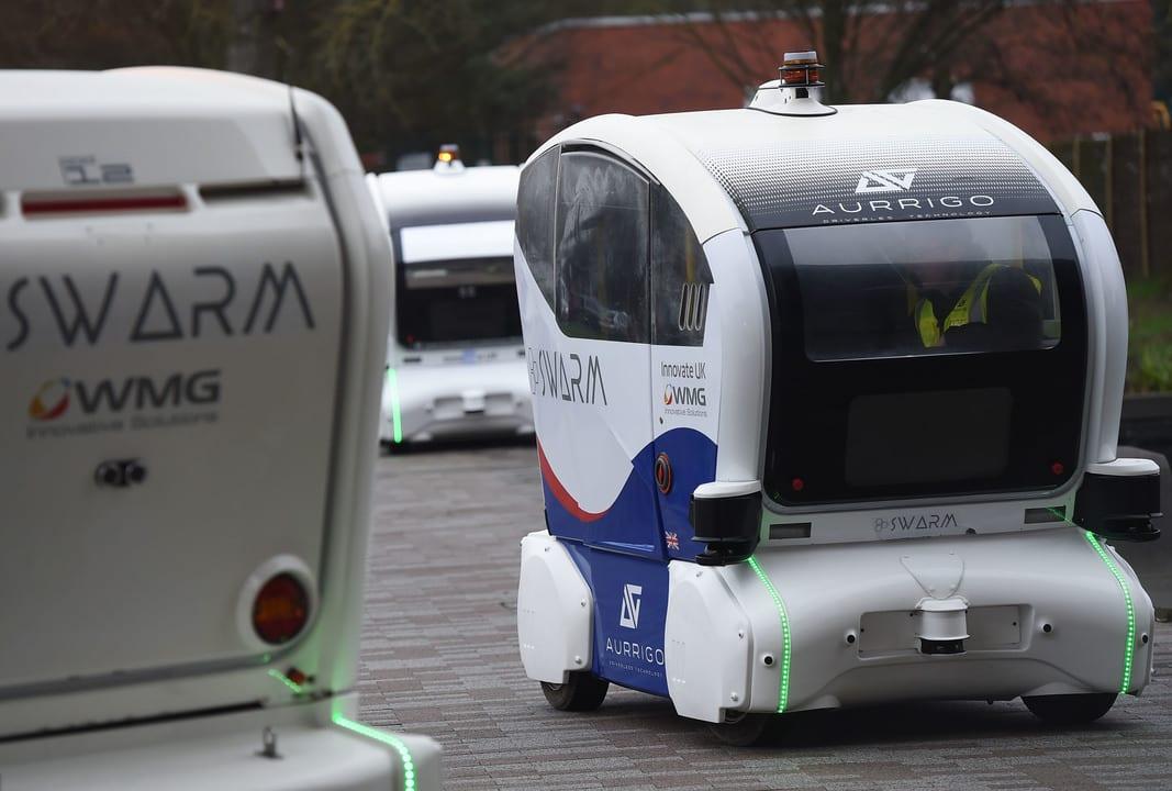 Swarming Autonomous Pods – Tο Μέλλον της (Αυτο)κίνησης
