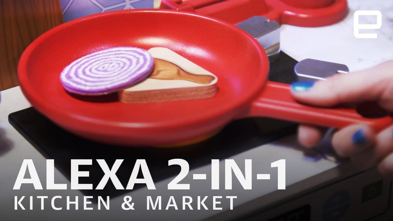 Toy Fair 2020 – KidKraft + Alexa 2-in-1 εξαρτήματα