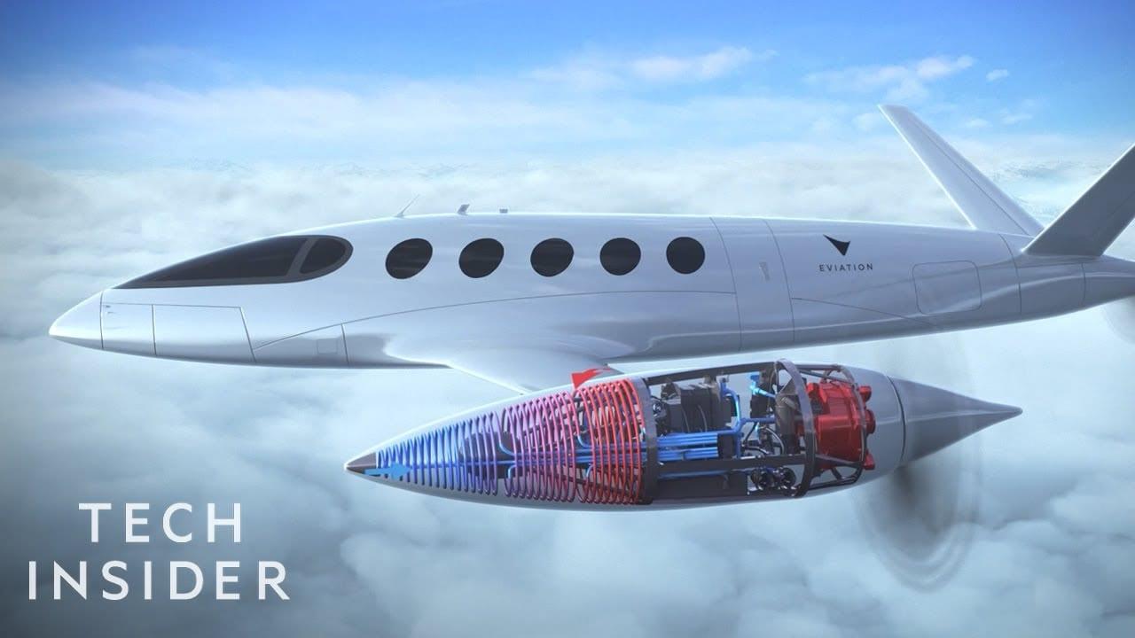 Πλησιάζει η εποχή των ηλεκτρικών αεροσκαφών;