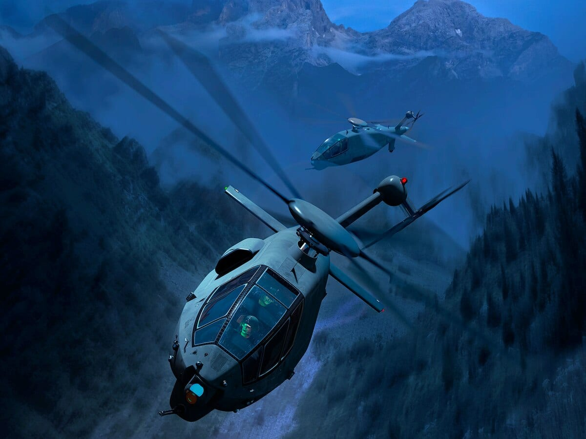Boeing Future Attack Reconnaissance Attack Aircraft