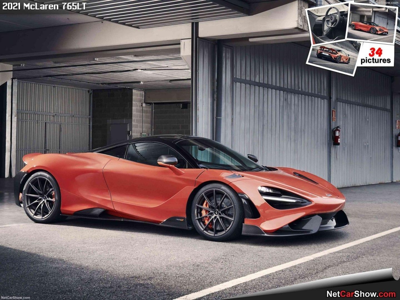 Νέα McLaren 765LT