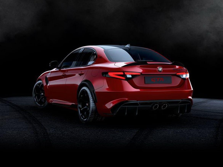 New Alfa Romeo Giulia GTA