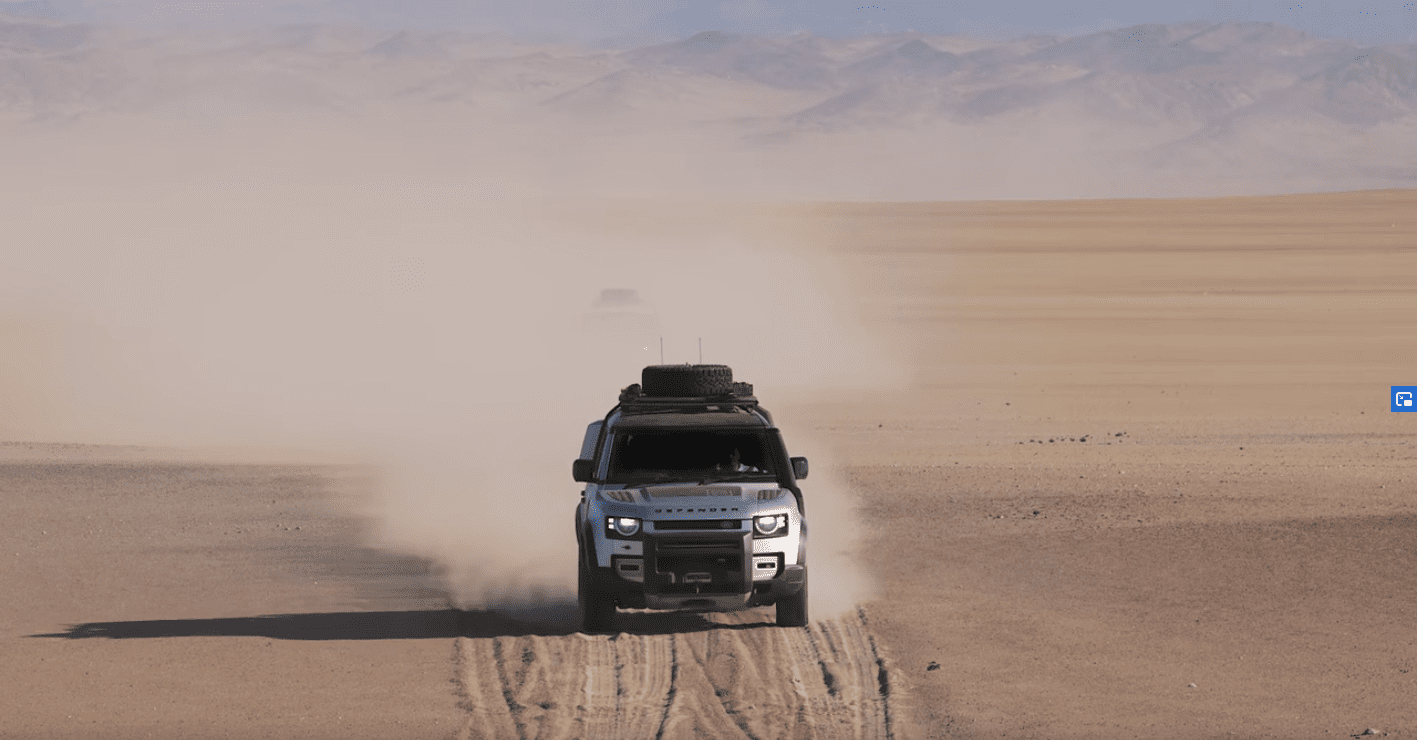 Land Rover Defender – Off-Road Review In Namibia