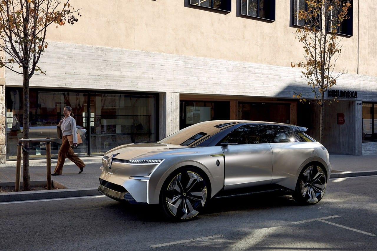 """Renault Electric """"Morphoz"""" Concept"""