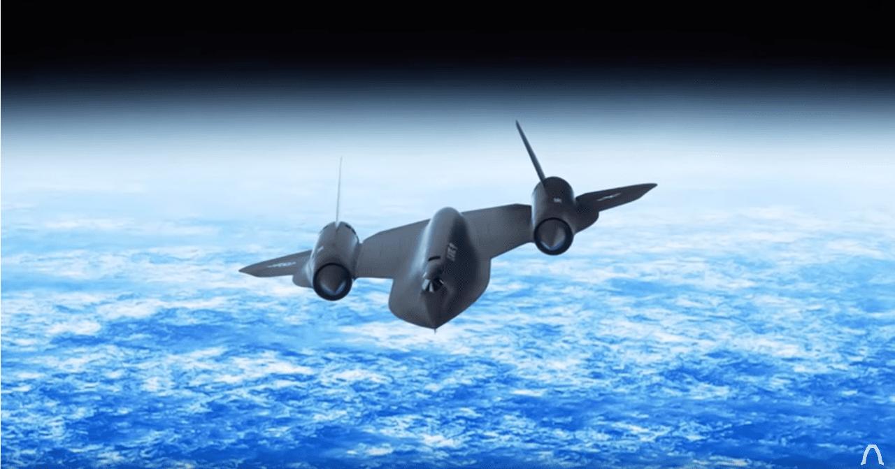 Η απίστευτη μηχανολογία του SR-71 Blackbird