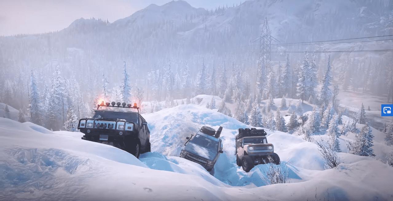 SnowRunner – Launch Trailer