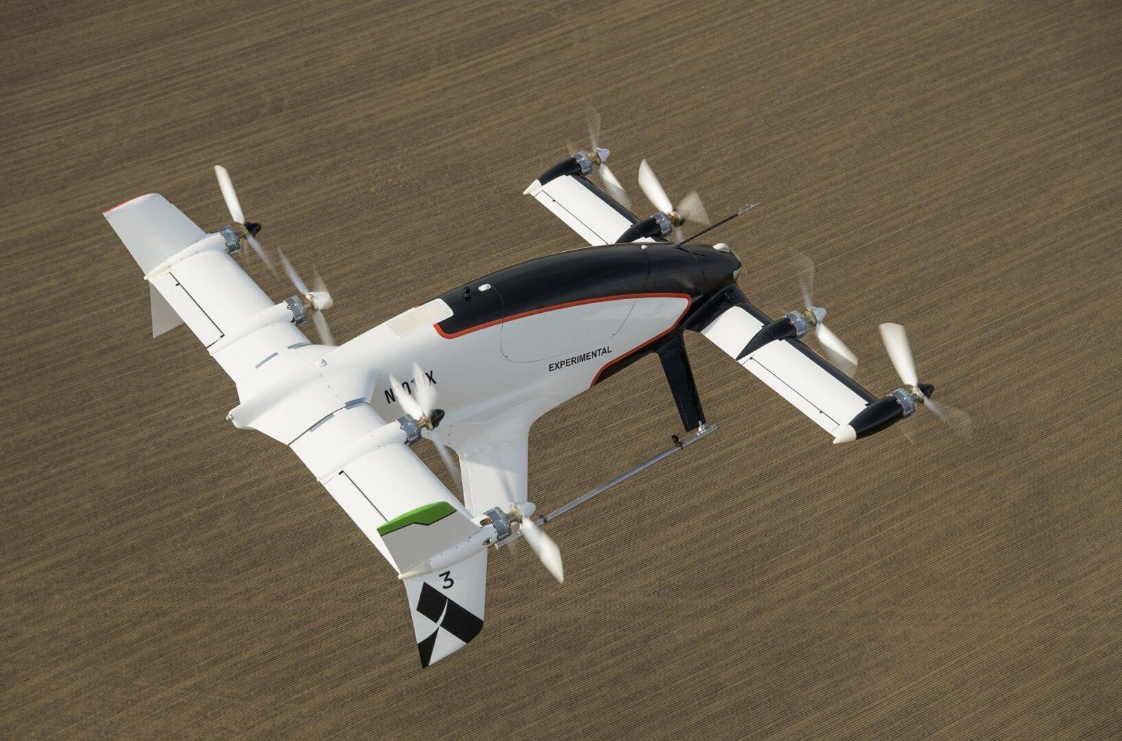 Airbus Vahana – Το επαναστατικό Αεροταξί
