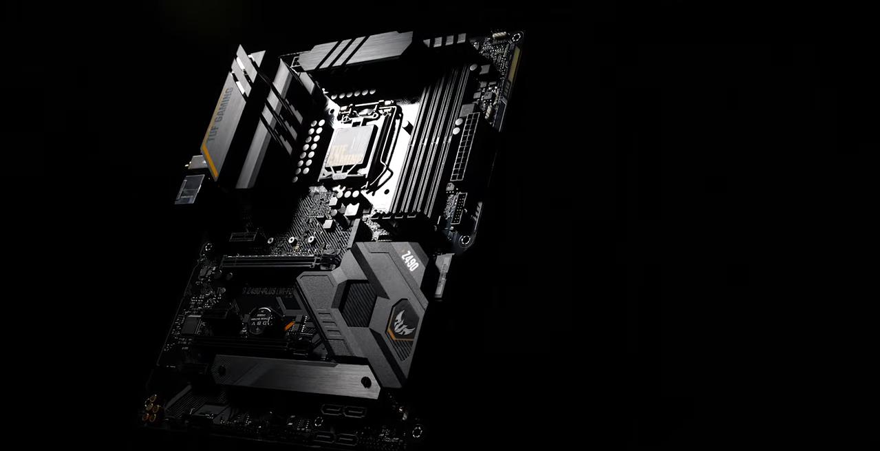Η γρήγορη TUF Gaming Z490-Plus μητρική της Asus