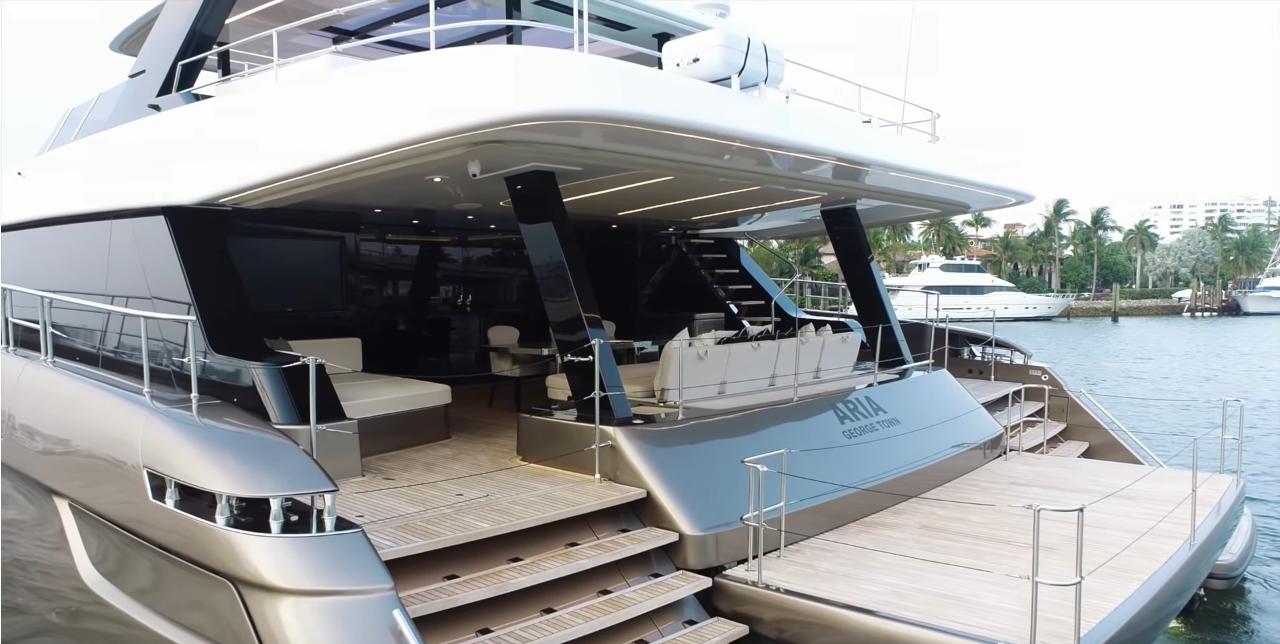 ARIA 80 Sunreef Power Catamaran