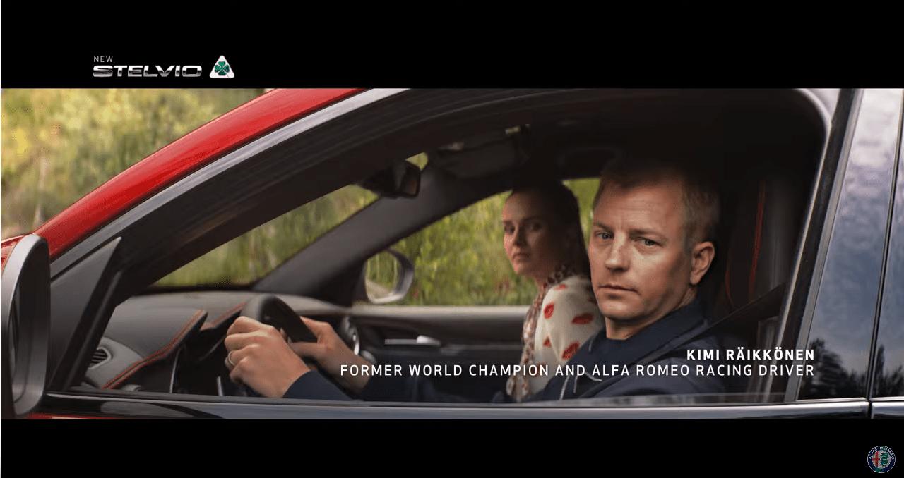 2020 Giulia and Stelvio Quadrifoglio feat. Kimi Räikkönen