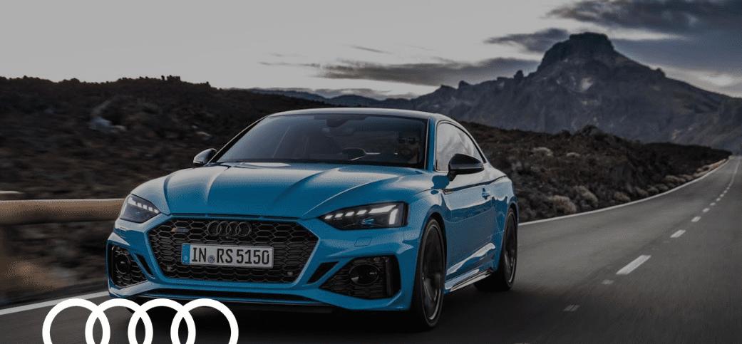 Νέο Audi RS 5