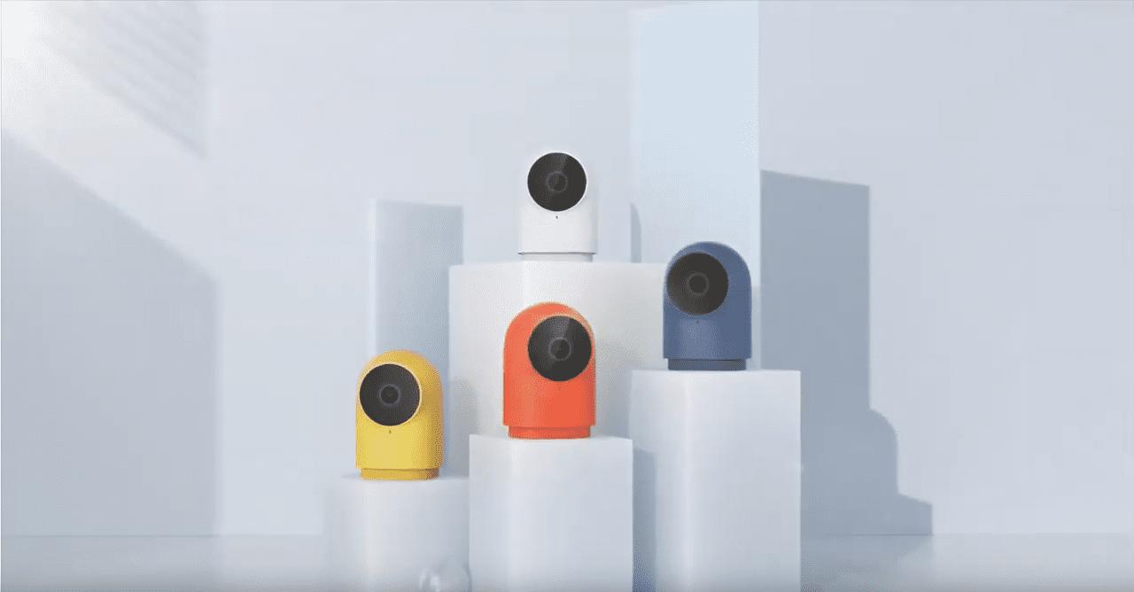 Xiaomi Aqara G2H Smart Camera Hub