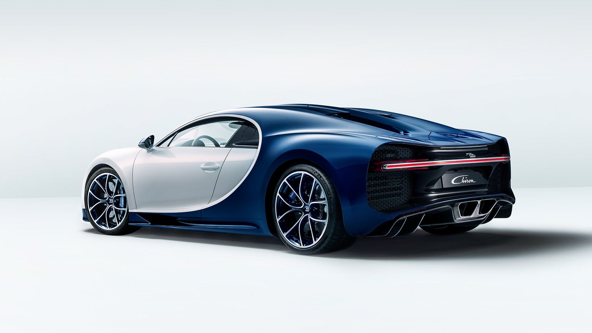 Bugatti Chiron – Inside the Factory