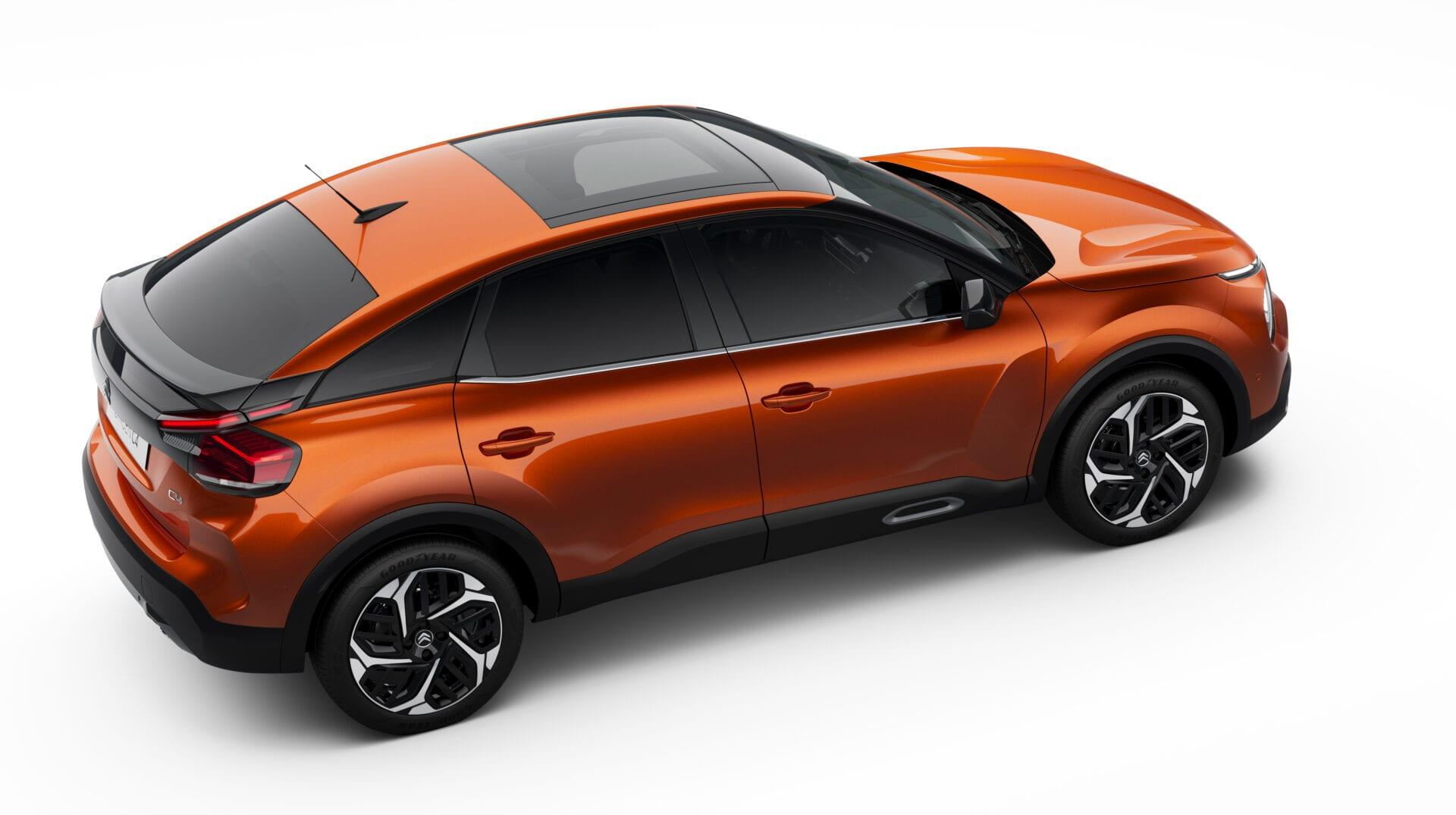 2021 Citroën C4 & ë-C4