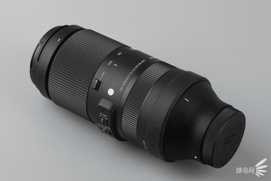 Ο νέος Sigma 100-400mm FE