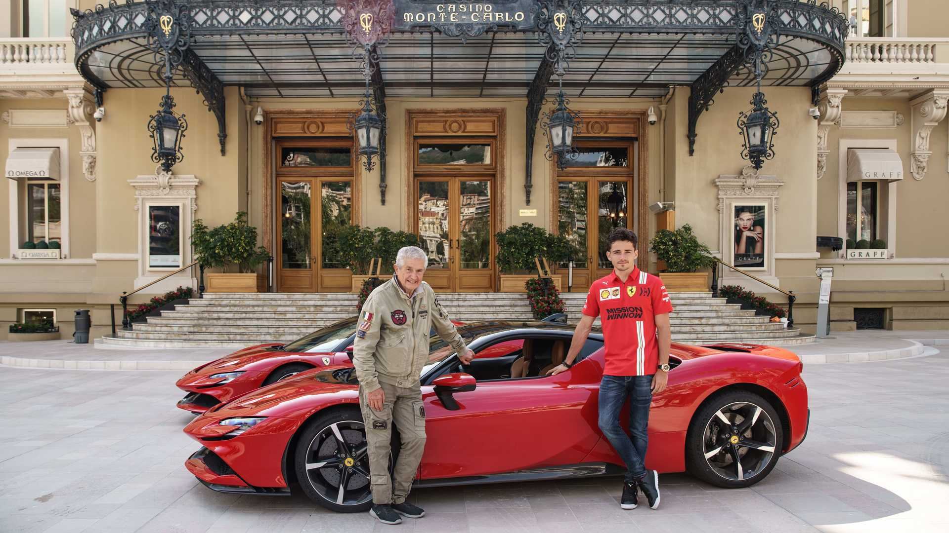 Ferrari SF90 Stradale – 'Le Grand Rendez-Vous'