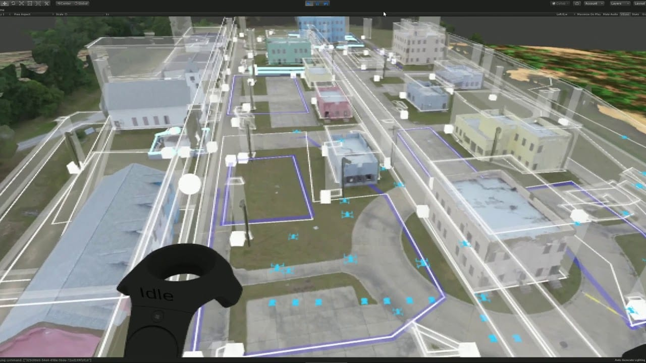 DARPA OFFensive Swarm-Enabled Tactics (OFFSET)