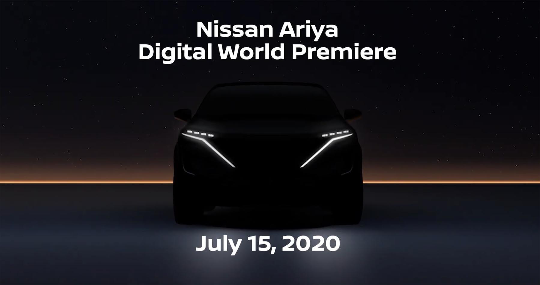 Nissan Ariya World Premiere