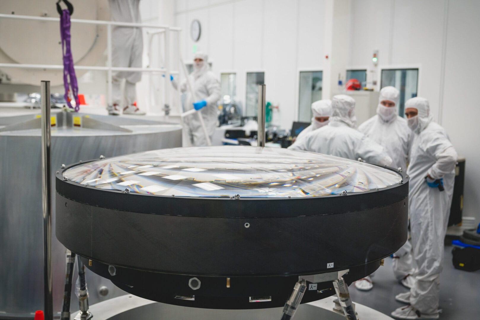 Η κάμερα των 3.2 Gigapixel που θα φωτογραφίσει το Σύμπαν