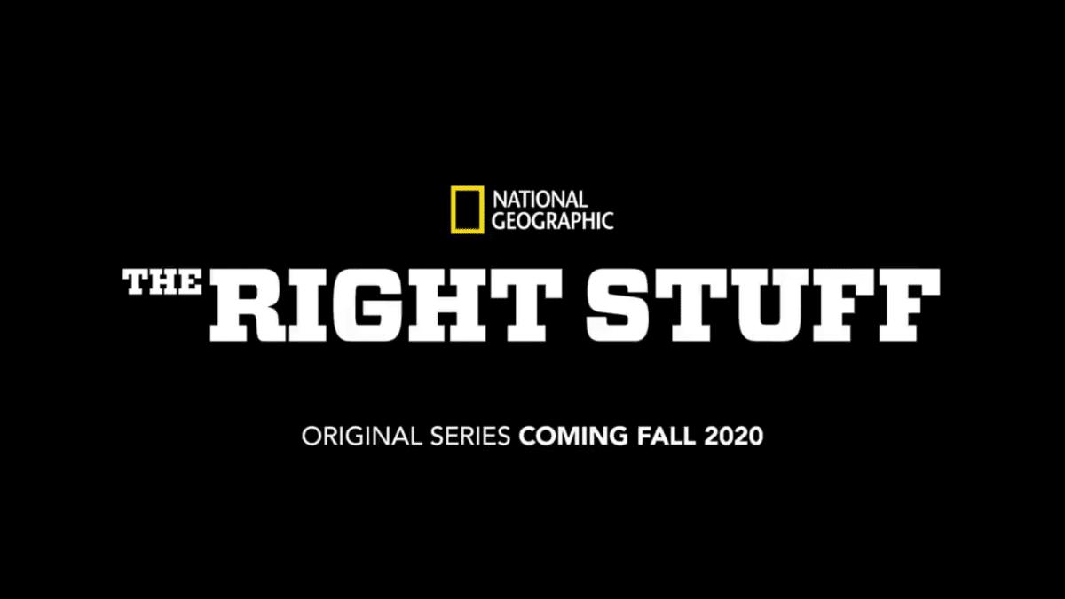 The Right Stuff – Disney+