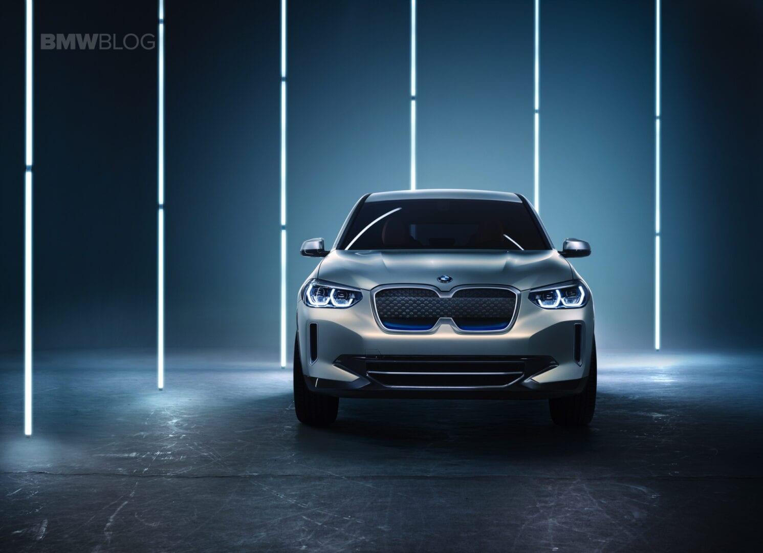 Το νέο BMW iX3