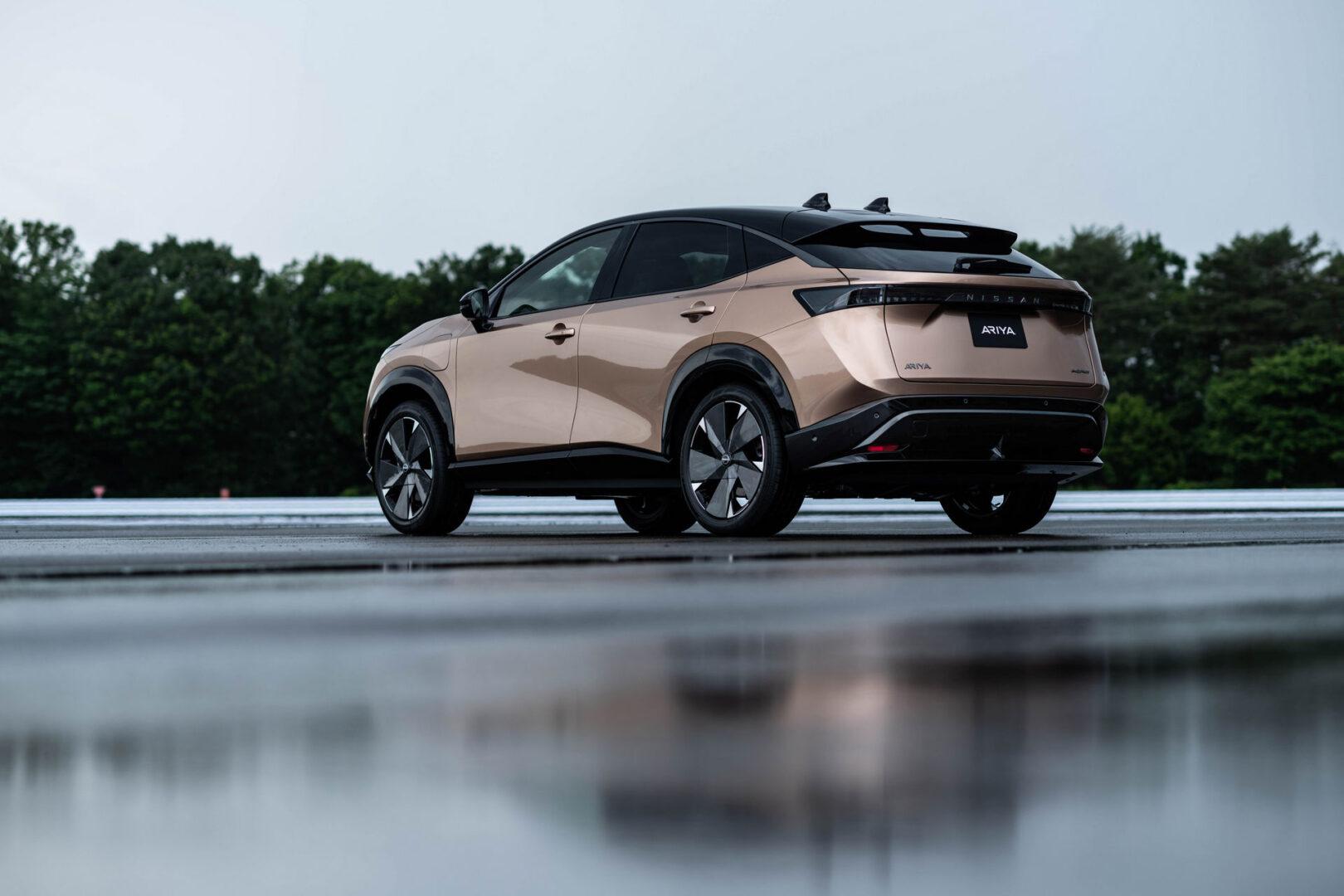 Το νέο Nissan Ariya
