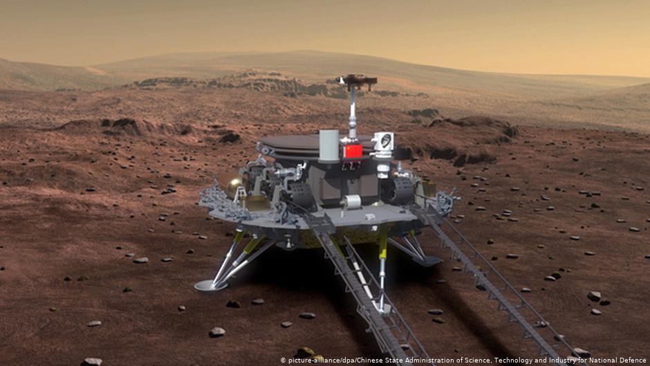 H Αποστολή Tianwen-1 στην Άρη