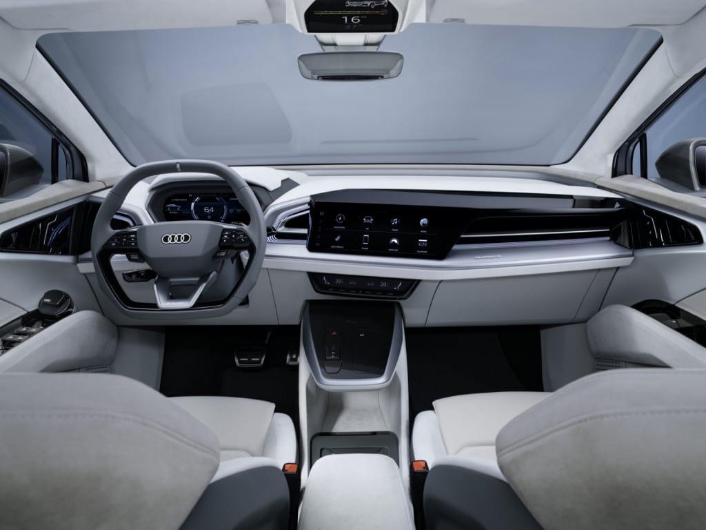 2021 Audi Q4 Sportback e-tron