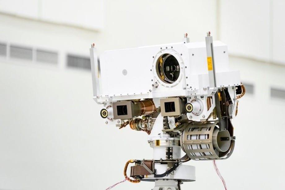 NASA Mars 2020 Mission