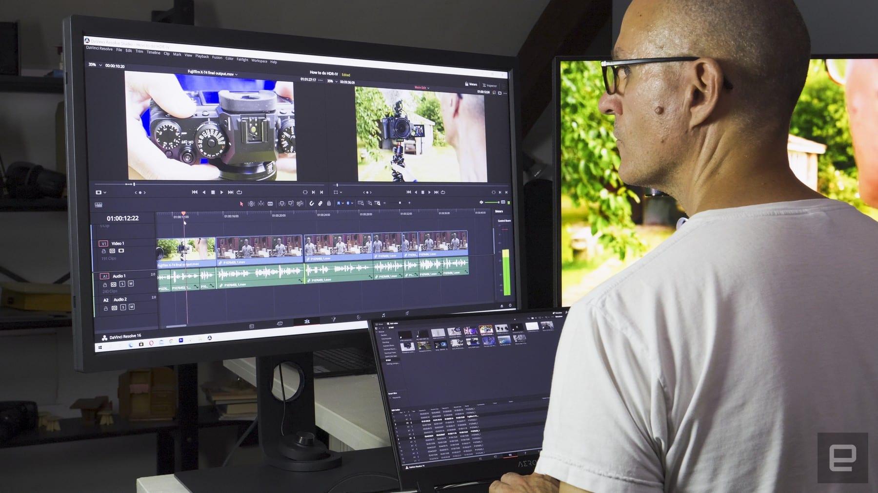 Δημιουργώντας HDR video