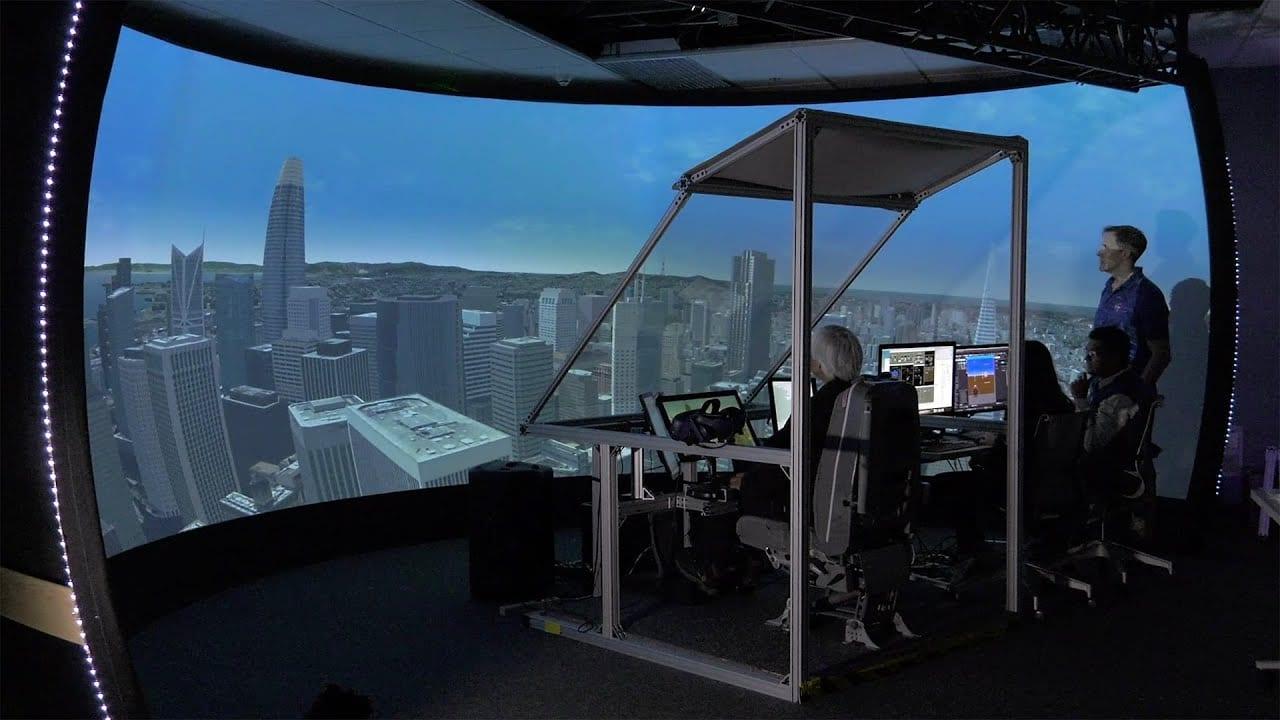 Αεροσκάφη του Μέλλοντος – Advanced Air Mobility Development and Testing