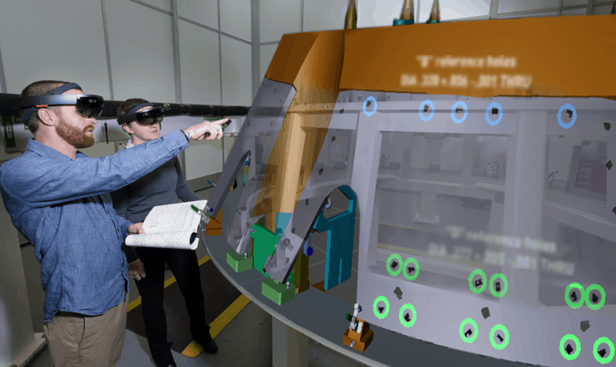 Mixed Reality – δημιουργώντας με το HoloLens 2