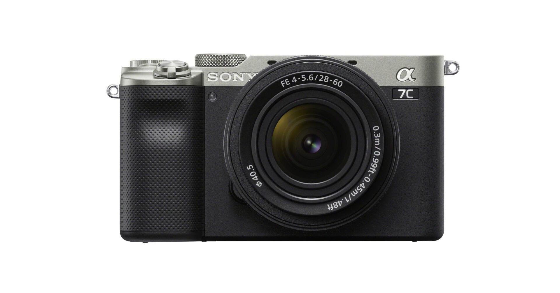 Η νέα υπέρκομψη Sony Alpha 7C + FE 28-60mm F4-5.6