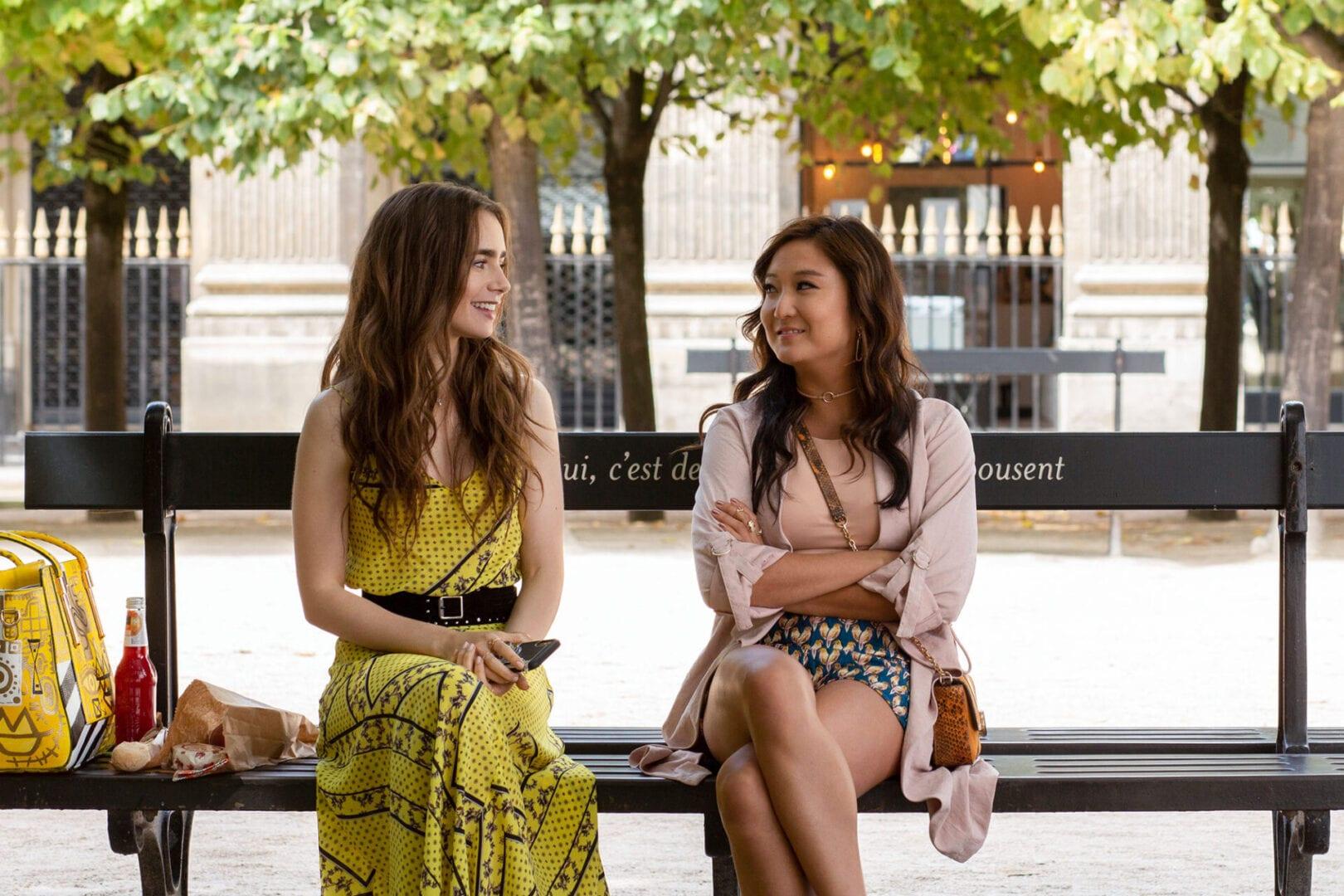 Emily in Paris – Official Trailer