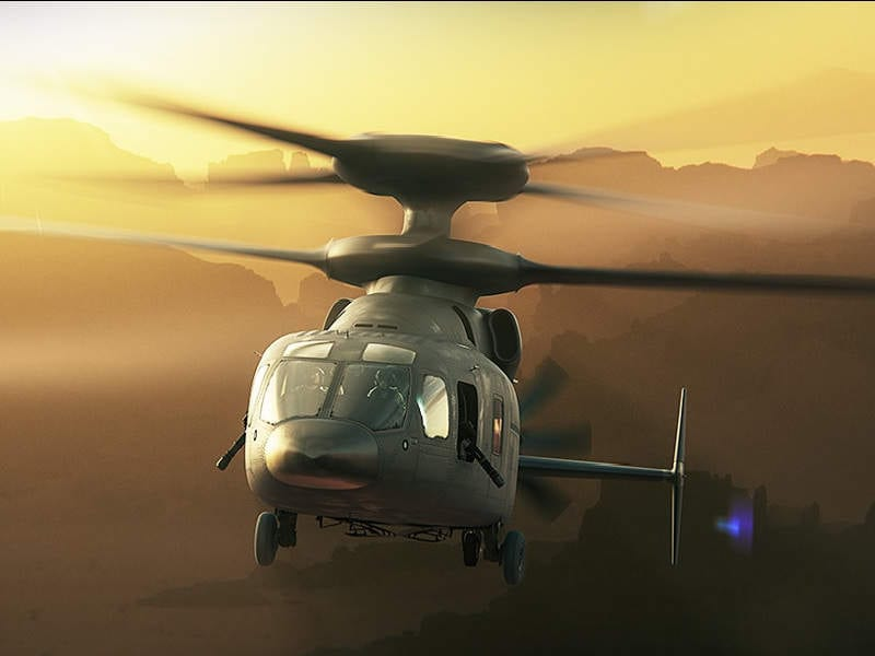 Lockheed Martin + Sikorsky + Boeing Team Future Vertical Lift
