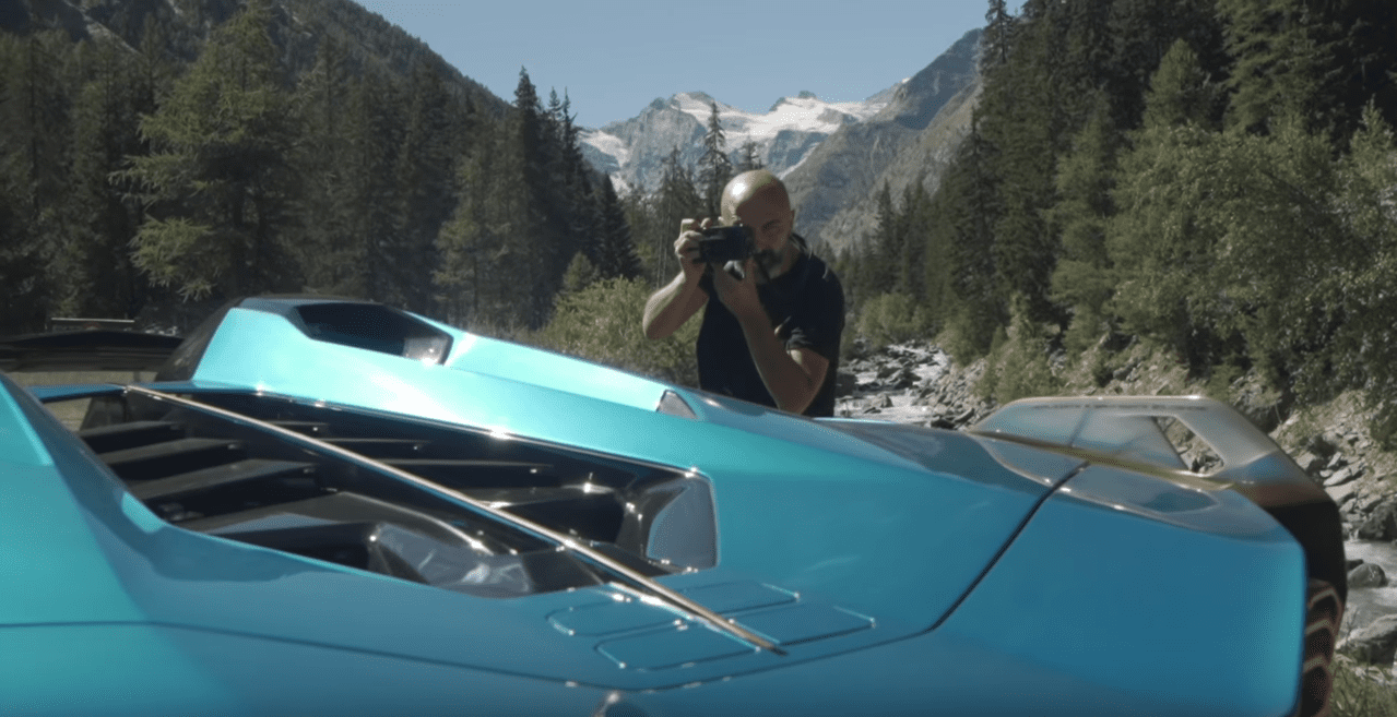 Lamborghini – With Italy, For Italy