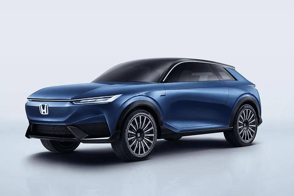 Honda e:concept – Electric SUV Concept