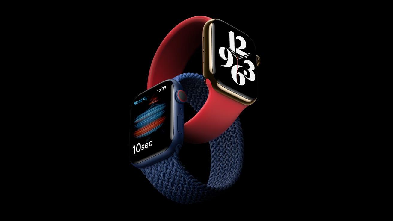 Νεά Apple Watch
