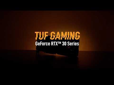 TUF Gaming GeForce RTX™ 30 Series