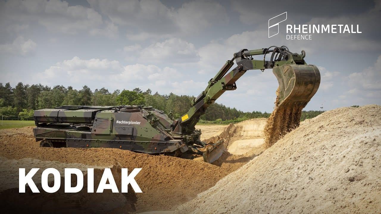 Rheinmetall Kodiak