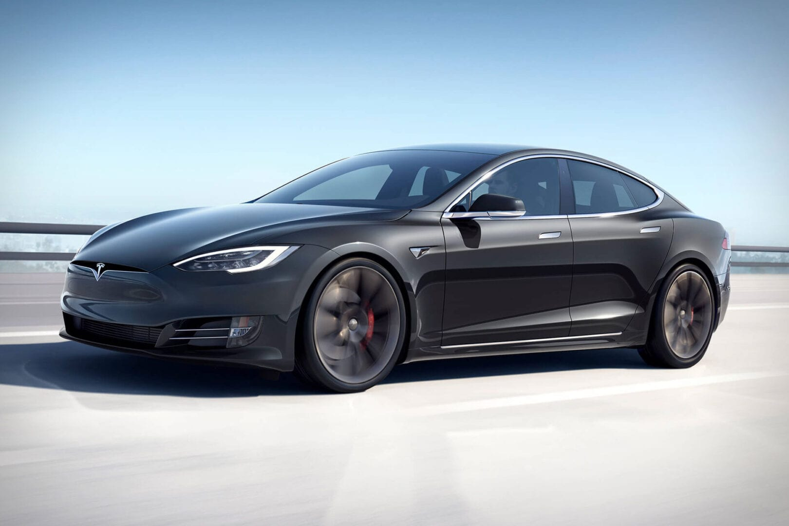 2022 Tesla Model S Plaid Sedan