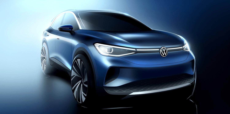 2020 Volkswagen ID.4 e-SUV