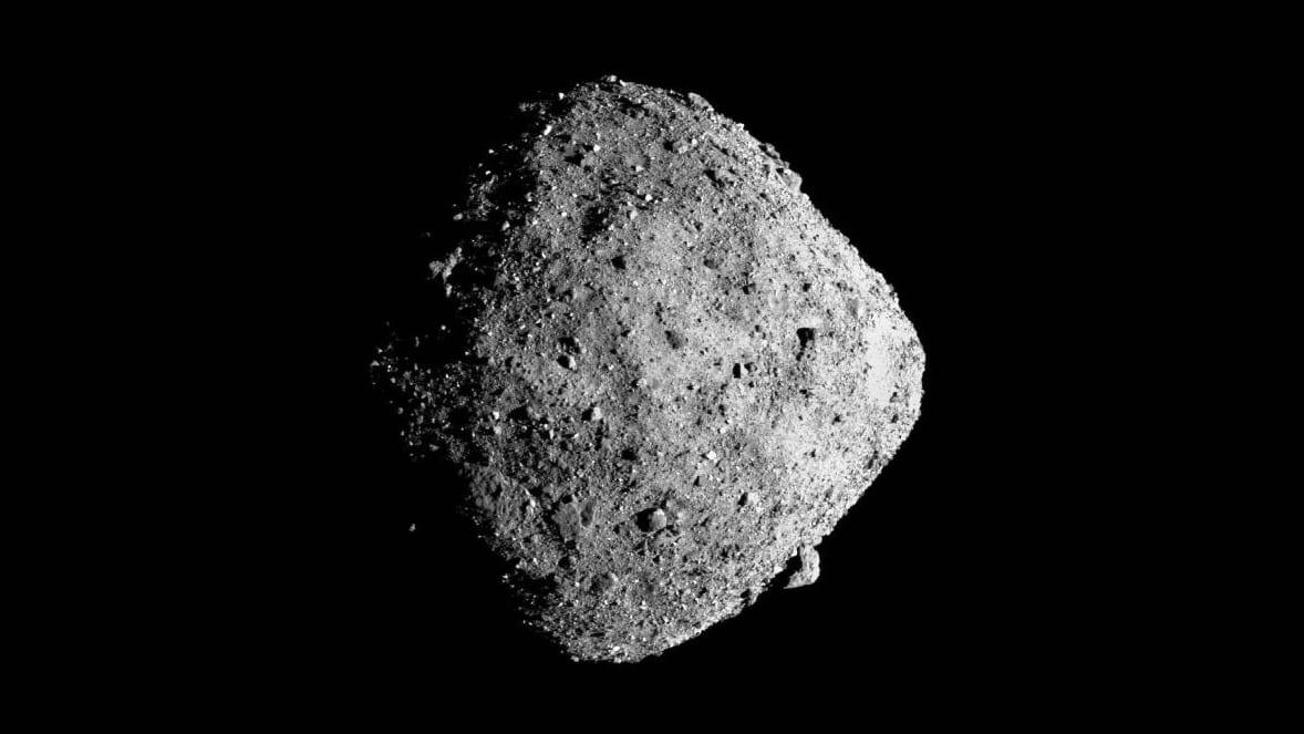 Ξενάγηση στον Αστεροειδή Bennu