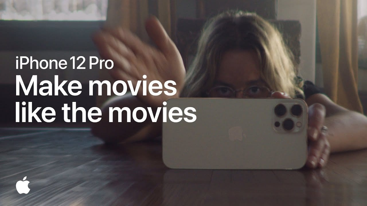 iPhone 12 Pro – movies like the movies