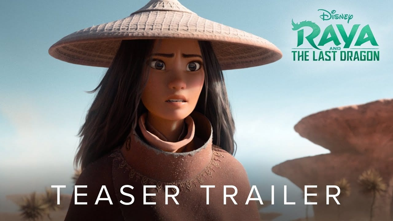 Raya and the Last Dragon – Official Teaser Trailer