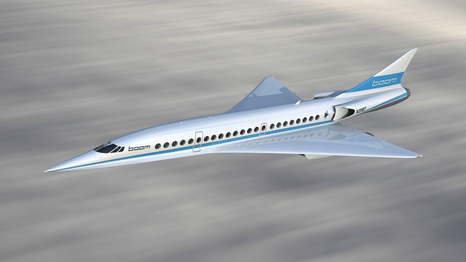 Boom Supersonic – διάδοχος του Concorde
