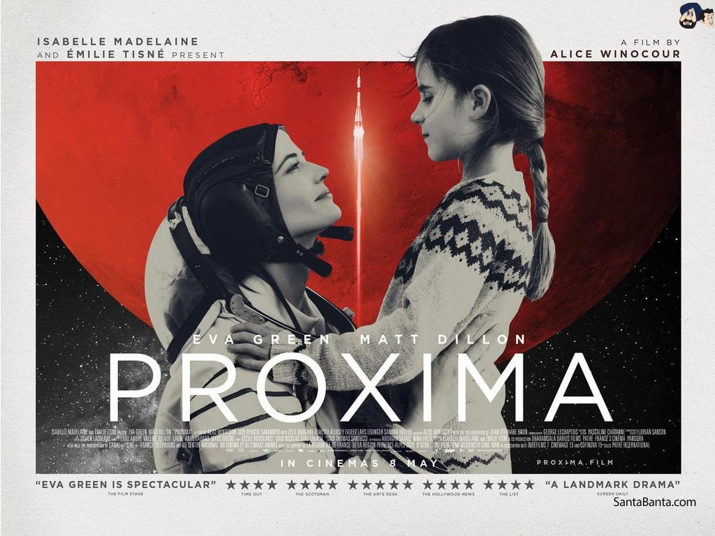 Proxima – trailer #1